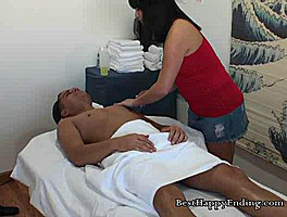Asian Massage Included A Handjob